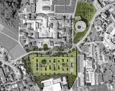 Dezeen » Children's Hospital Zurich by Herzog & de Meuron | The Architecture of the City | Scoop.it