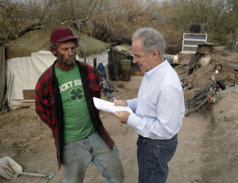 Volunteers canvass Tucson to measure homelessness | For Good Not For Profit | Scoop.it