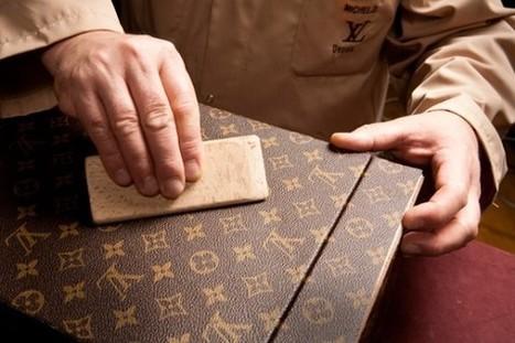 Louis Vuitton ouvre un atelier de personnalisation au sein d'une boutique   Luxury and Marketing   Scoop.it