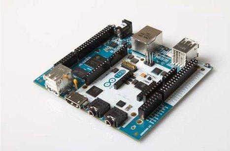 Nueva y revolucionaria placa: Arduino TRE   Maestr@s y redes de aprendizajes   Scoop.it