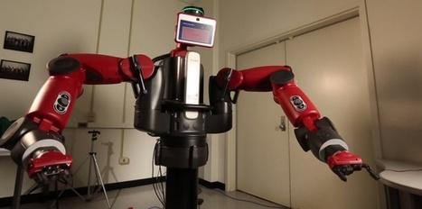 VIDEO. Ce robot apprend en regardant des tutoriels sur YouTube | Révolution digitale, numérique | Scoop.it