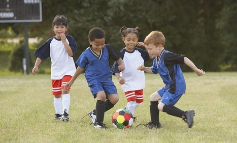 Why playing sport is making children FATTER | Kickin' Kickers | Scoop.it