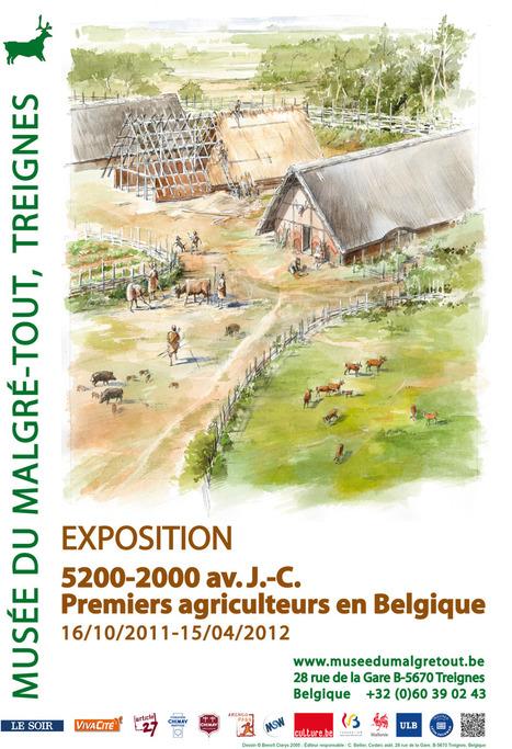 5200-2000 av. J.-C. LES PREMIERS AGRICULTEURS EN BELGIQUE   World Neolithic   Scoop.it