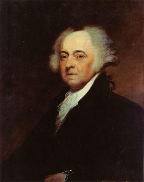 John Adams, predicted that English would become the world's most dominant language. | bini2bini | Scoop.it