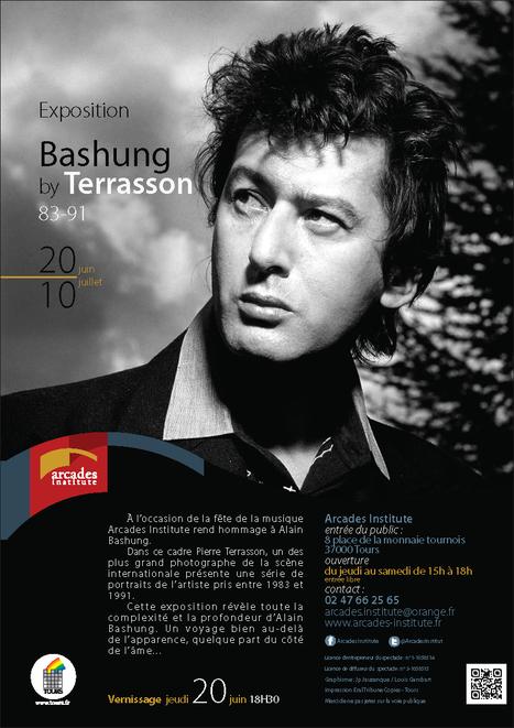 Bashung par Pierre Terrasson à Tours | Scoop Photography | Scoop.it