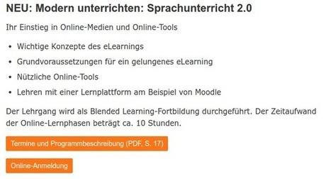 edumorph Blog: Fortbildung mit mir von der telc GmbH: Modern unterrichten: Sprachunterricht 2.0 | Moodle and Web 2.0 | Scoop.it