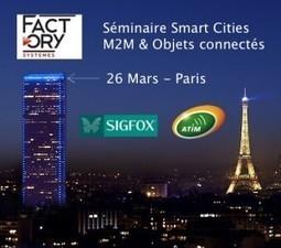Séminaire Smart Cities - Paris - ATIM | Cloud Wireless | Scoop.it