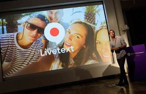 Yahoo Unveils Silent Video Messaging App 'Livetext' | Kickin' Kickers | Scoop.it
