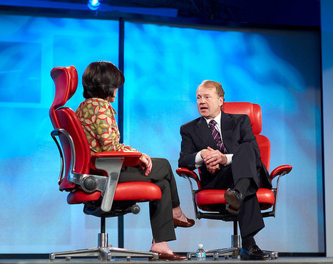 Cisco's CEO: 40 percent of companies are dying | Impact Lab | Futurewaves | Scoop.it