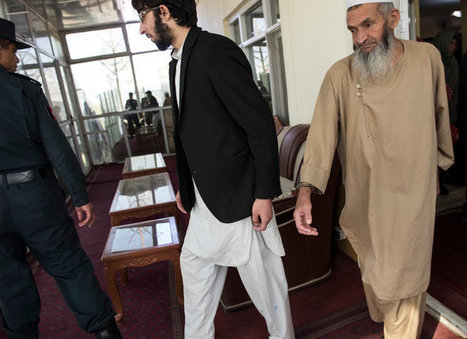 Afghan Court Confirms Reduced Sentences in Mob Killing of Farkhunda | SI LOIN SI PROCHES | Scoop.it