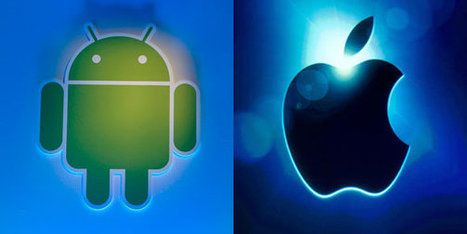 Android Is Failing to Get Into Businesses as iPhone and iPad Do | Apple in Business | Scoop.it