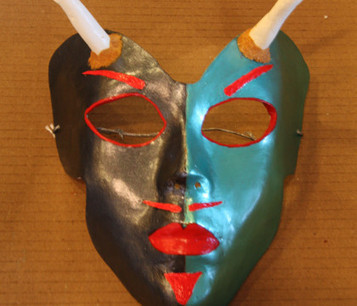 Comment on Surface-Smoothing Technique for Paper Mache Masks – Guest Post by Holly | Creative PaperMache | Scoop.it