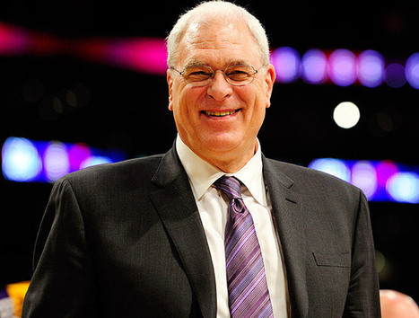 Phil Jackson is back in NY | SI.com | NBA Media Circus Players and Staff: The Impact of the Buzz | Scoop.it