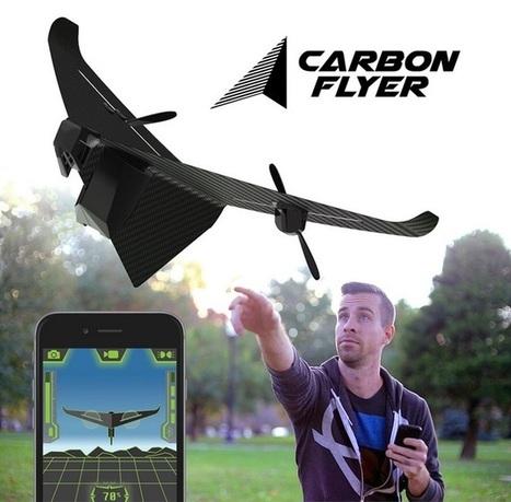 Carbon Flyer cea mai tare jucarie high-tech | Tehnologie | Scoop.it