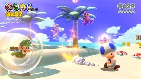 Nintendo, please make me a single-player Mario game again | Technoculture | Scoop.it