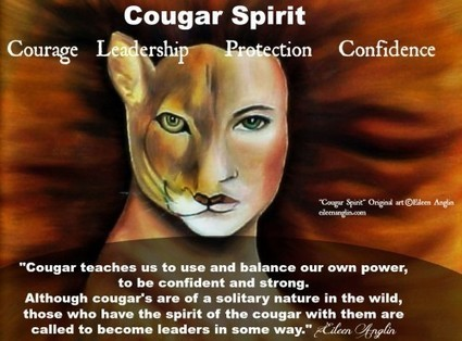 Cougar Spirit | Eileen Anglin | Compassion in Action | Scoop.it