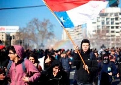 Estudantes chilenos fazem novas manifestações em defesa da Educação - Portal Vermelho | EVS NOTÍCIAS... | Scoop.it