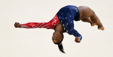 Simone Biles' Signature Move Defies the Laws of Physics | Enjoy Physics | Scoop.it