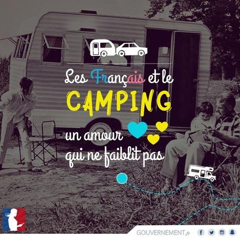 Les Français et le camping | Remue-méninges FLE | Scoop.it