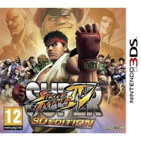 Super Street Fighter IV - Refurbished (3DS) | Nintendo 3ds Wii U Game United kingdom | Scoop.it