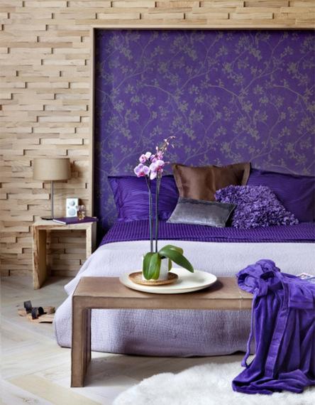 Popular Bedroom Wallpaper Wallcoverings Trend & Designs | Bedroom Wallpaper | Scoop.it