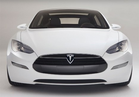 2012 Tesla Model S Signature Edition | Review New Car Designs on dualpartner.com | What Surrounds You | Scoop.it