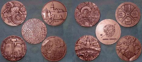 Cuhaj Sculpts Medals - NumisMaster.com | Engraving | Scoop.it