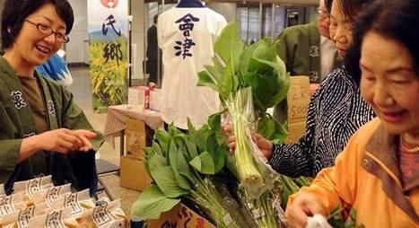 Les aliments sont-ils contaminés au Japon ? | Japonation | Japon : séisme, tsunami & conséquences | Scoop.it