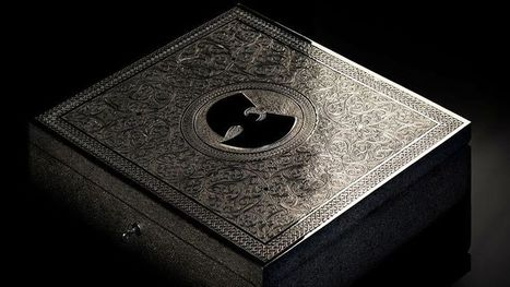 Le Wu-Tang Clan sort un disque à un exemplaire - Le Figaro | art move | Scoop.it