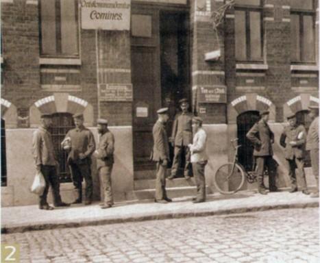 1914-1918: Les bains de Comines | GenealoNet | Scoop.it