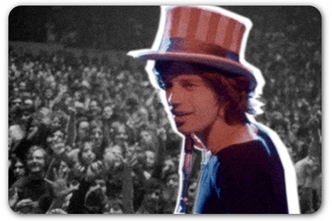 6 public speaking lessons from Mick Jagger | Articles | Home | Presentations | Scoop.it