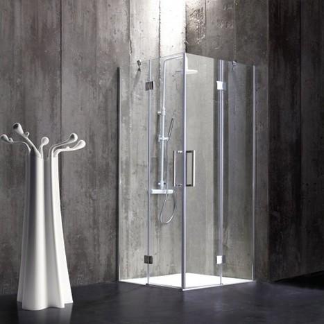 Box doccia: come sceglierli in base alla grandezza del bagno - KV Blog   Euro Notizie   Scoop.it