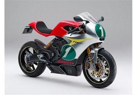 H Honda ονειρεύεται το μέλλον ηλεκτρικά! | MotoGP World | Scoop.it