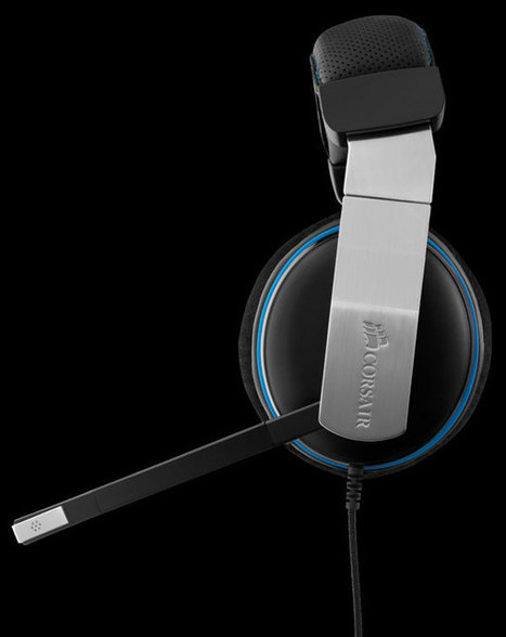 The Best USB Gaming Headset : Corsair Vengeance 1500 7.1 Surround | Best Gaming Headsets | Scoop.it