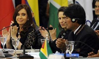 Bolivia suscribe protocolo de adhesión a Mercosur como miembro pleno   Un poco del mundo para Colombia   Scoop.it