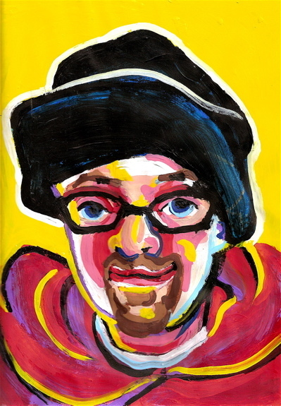 Artist Takes Every Drug Known to Man, Draws Self Portraits After Each Use | cognition | Scoop.it