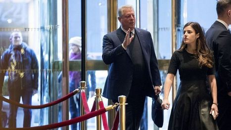 Interview: Al Gore on commiserating with Hillary, fake news, and Trump's climate views | Sustain Our Earth | Scoop.it