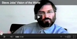 The Secret of Life from Steve Jobs in 46 Seconds | Chummaa...therinjuppome! | Scoop.it