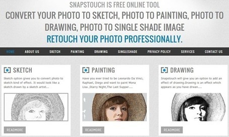 10 Best Websites to Create Free Cartoons from Your Photos | Learning, Learning Technologies & Infographics - Interest Piques | Scoop.it
