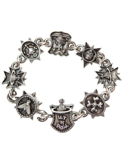 Vivienne Westwood: Chain bracelet   Fashion & Jewelry   Scoop.it