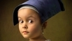 Photographer Recreates Famous Paintings With His Daughter As The Subject - DesignTAXI.com | Socialart | Scoop.it