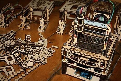 3ders.org - Microslice: a mini Arduino laser cutter & engraver | 3D Printer News & 3D Printing News | Heron | Scoop.it