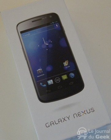 Test du tout dernier Samsung Galaxy Nexus by Google | mlearn | Scoop.it