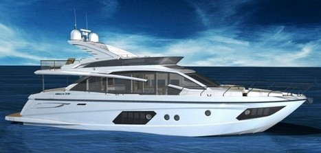 New motor yacht Absolute 72 Fly by Absolute Yachts due to be launched in Spring 2012 | FASHION & LIFESTYLE! | Scoop.it