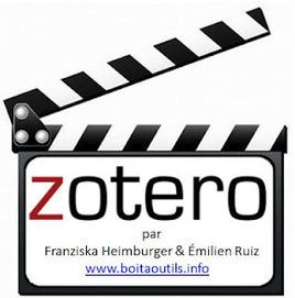 La Boite à Outils des Historiens: Découvrez Zotero 3.0 en deux heures [vidéo] | boiteaoutils.info | Zotero | Scoop.it