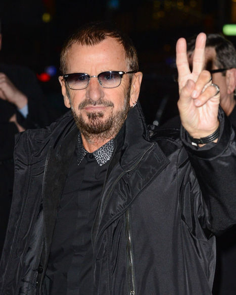 RINGO STARR is the new face of JOHN VARVATOS | Fashion | Scoop.it