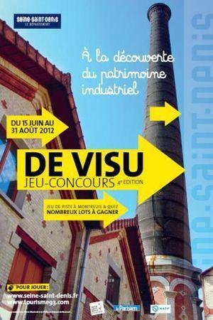 Jeu concours à Montreuil : De visu, la découverte du Patrimoine Industriel - Lutetia : une aventurière à Paris | Paris Secret et Insolite | Scoop.it