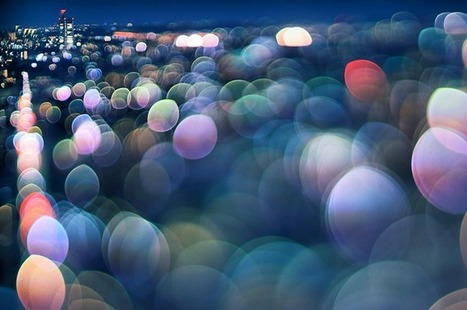 Bokeh Tokyo Cityscapes by Takashi Kitajima | Urban Decay Photography | Scoop.it
