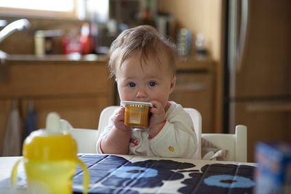 Fresh Baby Foods May Prevent Allergies | Salud | Scoop.it
