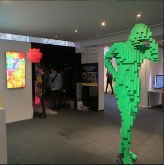 Variation show off, la foire d'art numérique de Paris - Sortiraparis | Scoop oop idooo | Scoop.it